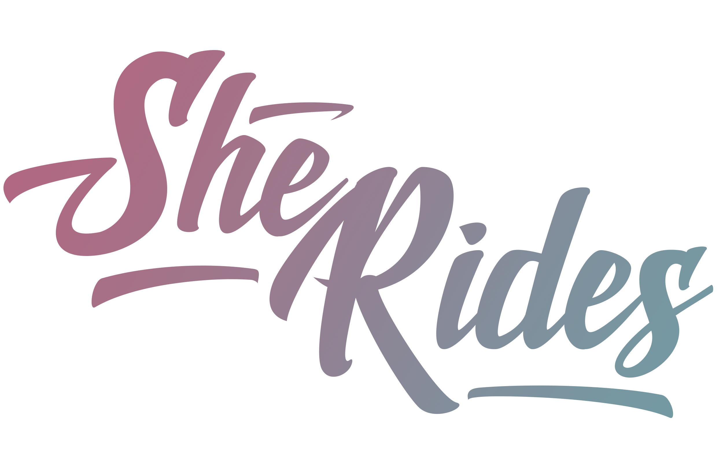 She Rides