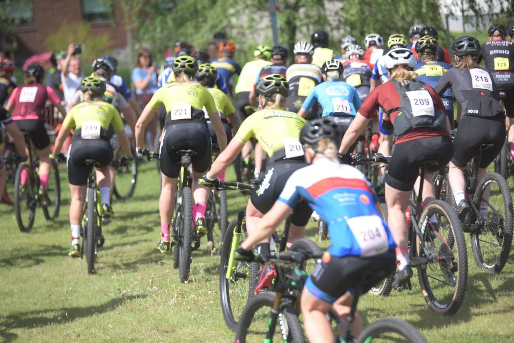 Rallarloppet Foto: Eskil Laago
